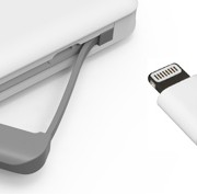Power banks Integrated Cable system