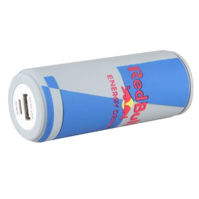 Energy drink power bank