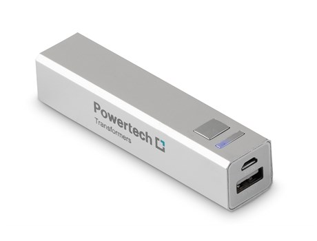 Energiser power bank silver